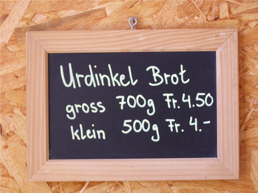 Grüterhof`s Urdinkel Brot